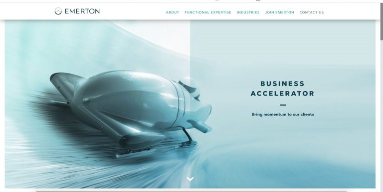 promovare afacere, Creare site web